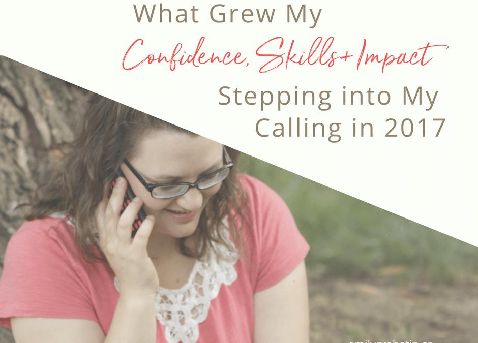 3 Treasures That Helped Me Grow in 2017